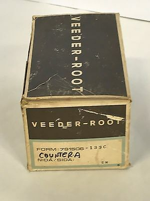 Veeder-Root 791506-133C Electronic Predetermining Counter, Series 7915