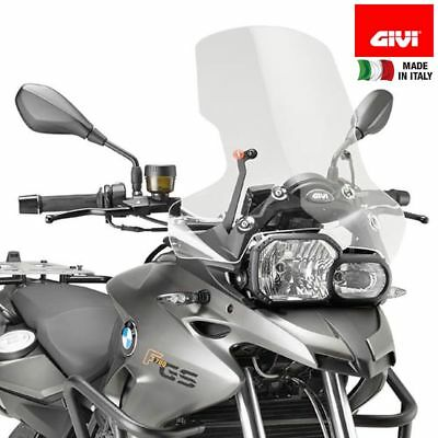 Kit Cupolino Givi 5107Dt E Staffe D5107Kit Per Bmw F 700 Gs (13 > 17)