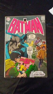 Batman #222 (Jun 1970, DC)