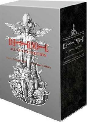 NEW Death Note (All-in-One Edition) By Takeshi Obata Paperback Free Shipping