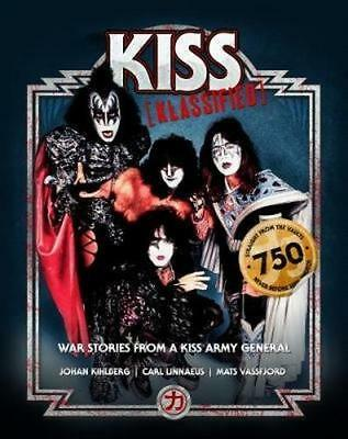 NEW KISS KLASSIFIED 2017 By Johan Kihlberg Hardcover Free Shipping