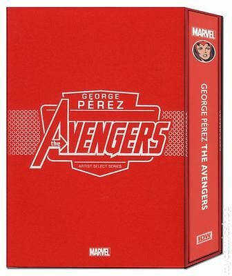 The Avengers - George Perez Marvel Artist Select Series Sealed and Signed