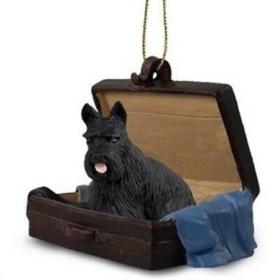 Victorian Trading Co Travel Companion Scottish Terrier Dog Christmas Ornaments