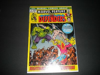 Marvel Feature #2 1971  2nd app The Defenders