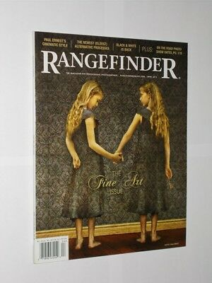 Rangefinder The Magazine For Professional Photographers. Vol.62 No.4 April 2013.