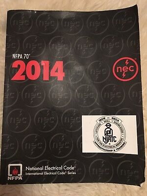 NFPA 70 National Electrical Code 2014 Edition (NEC) Study Guide Book Handbook