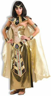 f2601f8ad23 3 PC. NILE Queen Egyptian Cleopatra White Dress Up Halloween Sexy ...