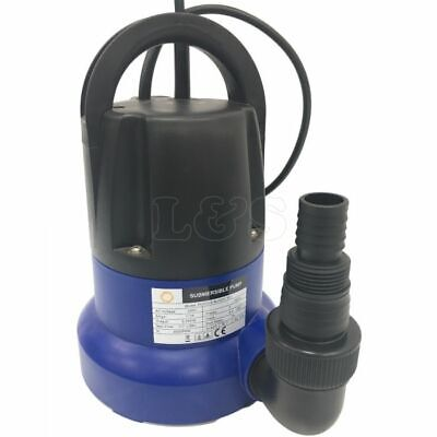 "1"" - 1.1/2"" Submersible 240v Puddle Buddy 100 Pump"