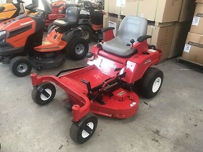 Country Clipper JOYSTICK Zero Turn Ride On Mower 48in, Low Hours RRP $7999 New!