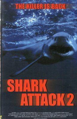 SHARK ATTACK 2 - Hardbox -
