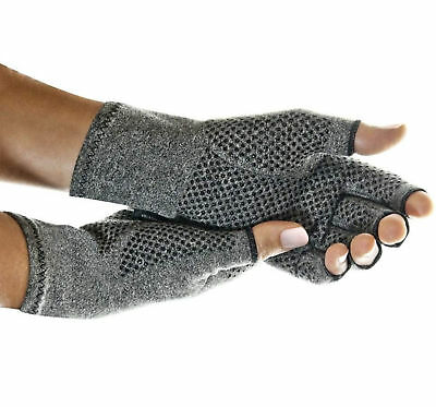 Arthritis Compression Gloves Joint Pain Relief Blood Circulation Massage Gripps