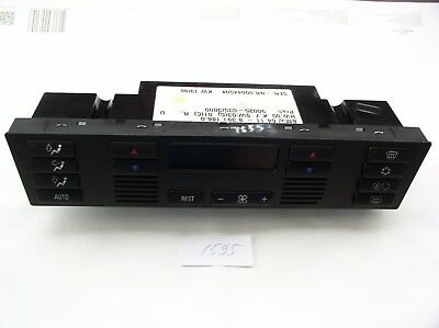 BMW 5 E39 525 530 540 M5 A//C AIR CONDITIONING HEATER CLIMATE CONTROL p//n 6902547
