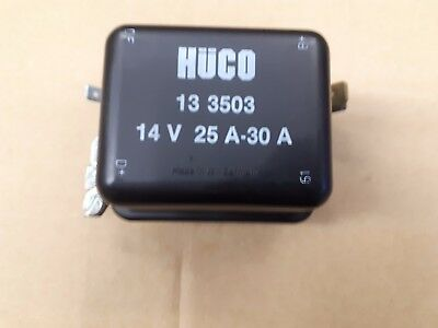 HUCO voltage regulator 12/14v 30A 113903803 OE for VW beetle / Transporter