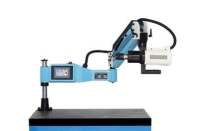 M3-M16 360' Universal Flexible Arm Electric Tapping Machine Multi-direction 220V