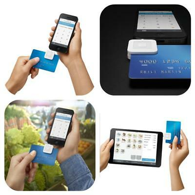 Mobile Debit Credit Card Square Reader Swipe Payment for iPhone iPad and Android