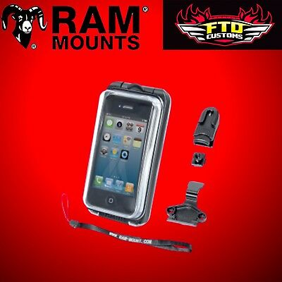 RAM Mount Sealed Enclosure Small Size Aqua Box® 	RAM-HOL-AQ7-1C
