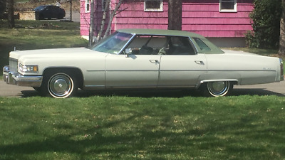 1975 Cadillac DeVille loaded
