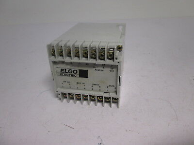 ELGO  interface  STA