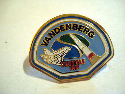 Pins Rare Espace Science Vandenberg Nasa Fusee Shuttle Inn