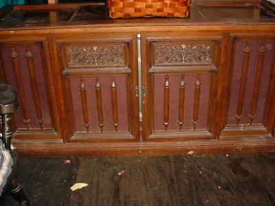 STEREO  CONSOLES 1960s - MAGNOVOX WITH TV - $75.00