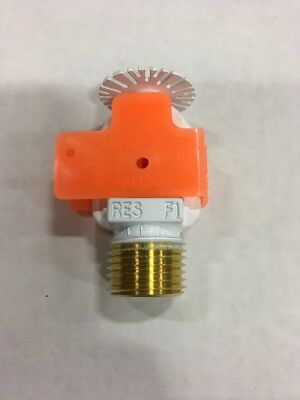 Uponor Wirsbo Aquasafe Q74400WH Recessed Pendent Sprinkler 155 deg