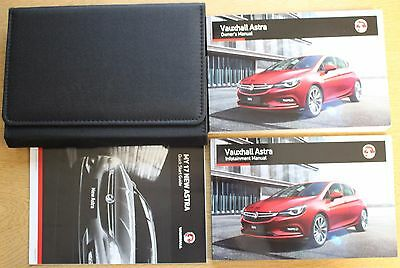 genuine vauxhall astra k 2015 2018 owners manual handbook audio rh picclick co uk vauxhall astra owners manual 2001 vauxhall astra owners manual 2001