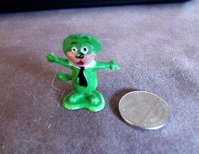 "Marx Tv Tinykins ""spook"" Hanna Barbera 1960's Hand Painted Mini Top Cat Figure"