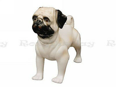 CA CLOSEOUT Fiberglass Dummy Mannequin Pet Dog Display Art Clothes MD-DOG04