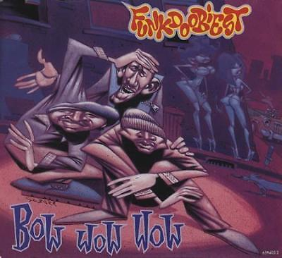 "Funkdoobiest Bow Wow Wow CD single (CD5 / 5"") Austrian 6594052"