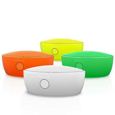 Nokia MD-12 Rechargeable Wireless Bluetooth Speaker NFC Mini for IOS Andriod