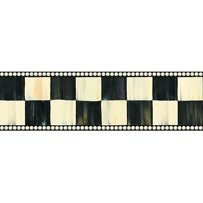 MacKenzie Childs Courtly Check Wall Border #16100-040