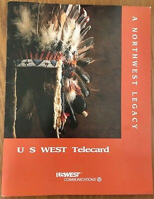 """Limited edition """"A Northwest Legacy"""" each of 5 cards sealed"""