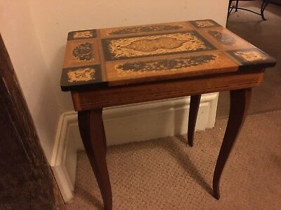 1960s sewing table