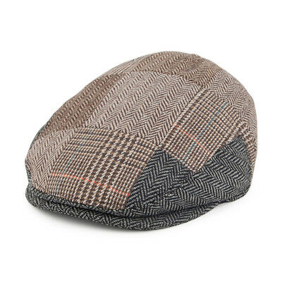 Jaxon & James Baby Patchwork Flat Cap - Multicoloured