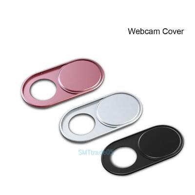 1x Aluminum Privacy Protect Sticker Webcam Camera Cover For Mobile Phone Laptop