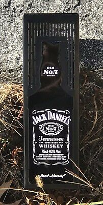 JACK DANIELS Old No7 Whiskey Collector Hinged Metal Tin Can Box Year 2017 750ml