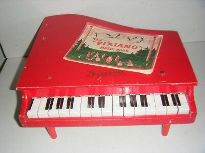 """Vintage """"pixiano"""" - Childrens Toy Piano"""