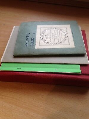Joblot  (F) of 4 World Stamp Books - Most Full of Stamps - See  pictures.