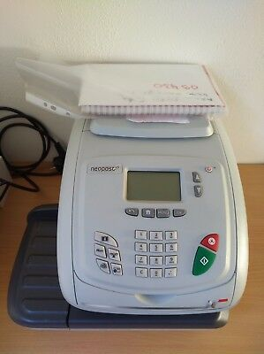 Neopost IS 330/350 Inkjet-Frankiermaschine