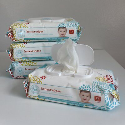 The Honest Company - Baby Wipes, Unscented 72-pack - brand new!