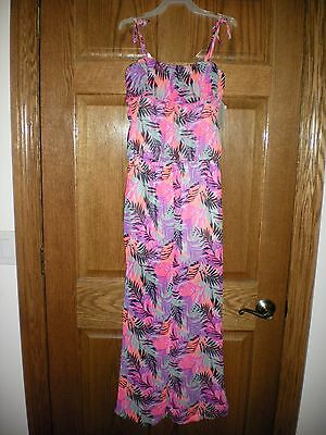 NEW girls romper youth size 10/12 kensie