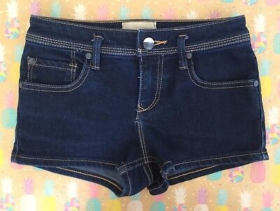 Roxy Girls Denim Shorts Size 10