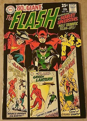 Flash #178 Fi/vf 80 Page Giant