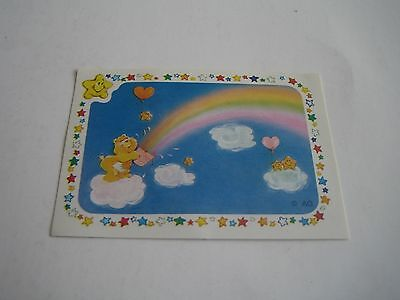 Vintage 1985 Panini Care Bears Sticker #51
