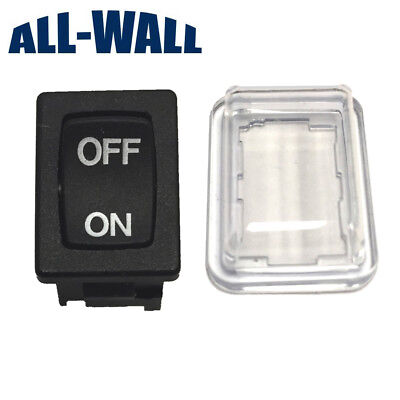 On/Off Power Switch for Porter Cable 7800 Drywall Sander #887453 + Dust Cover