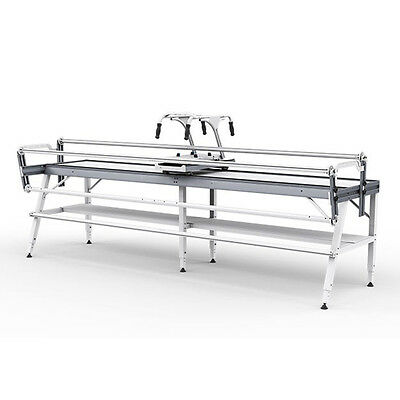 New The Grace Company GQ Frame Machine Quilting Frame Extra Durable Steel Frame