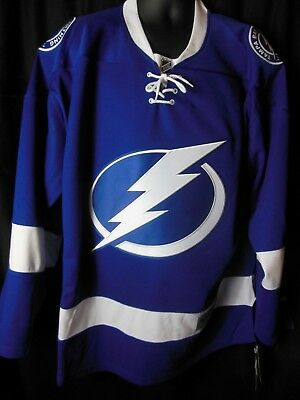 NHL Tampa Bay Lightning Men's Reebok Premier Hockey Jersey