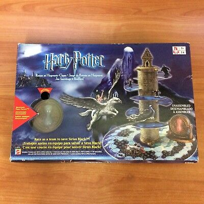2003 Board Game - Harry Potter Rescue at Hogwarts Game