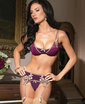 888cf6bbb0 2PC LACE TIE Up Bra and Thong Set -  12.50