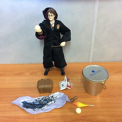 Harry Potter Deluxe Magic Powers Figure
